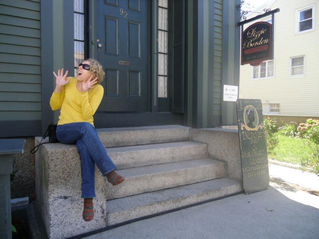 Lizzie Borden House (2)