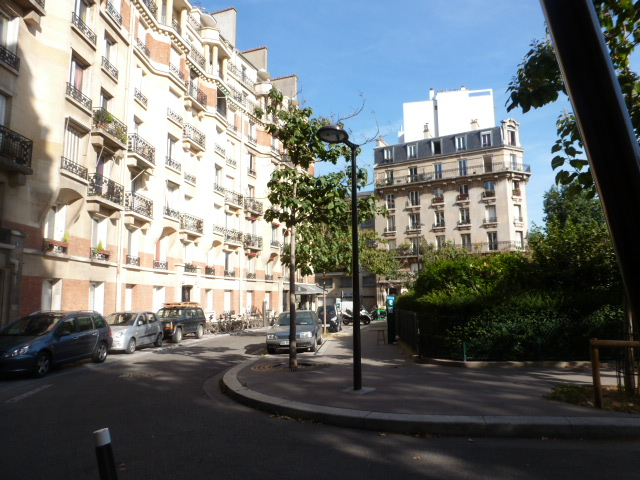 Rose Wilder Lane's Apt in Paris (2)