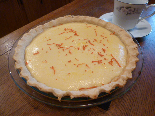 Satsuma Custard Pie (2)