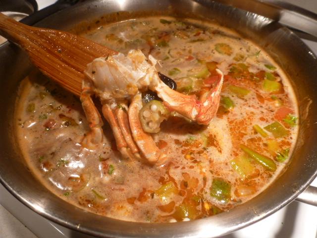 Seafood Gumbo (5)