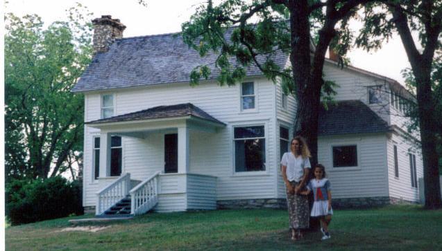 Laura Ingalls Wilder Home Mansfield MO (2)