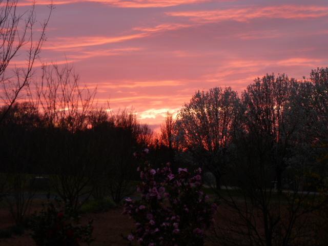 Spring Sunset (2)