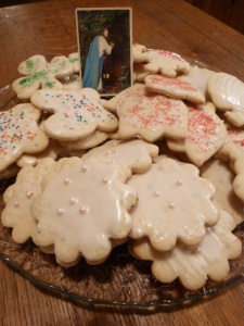 St. Joseph's Day Cookies