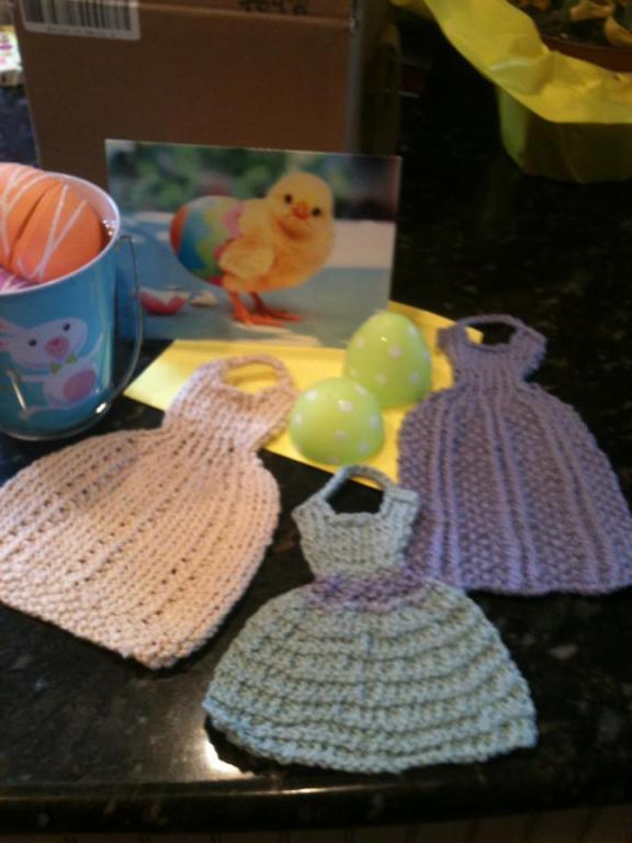 Knit Dress Cloths