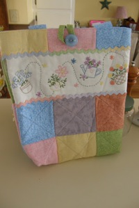 Quilted Bag from Prairie's Edge Farm (2)