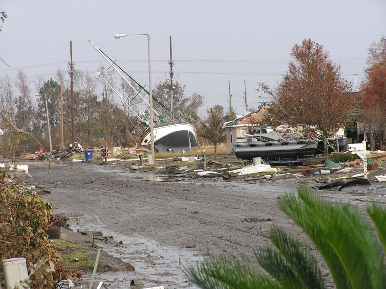 Katrina Damage