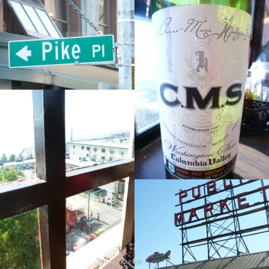 Pike Place Market Seattle