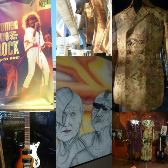 Rock N Roll Museum Seattle