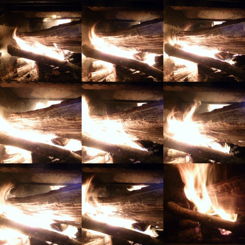 December Fire