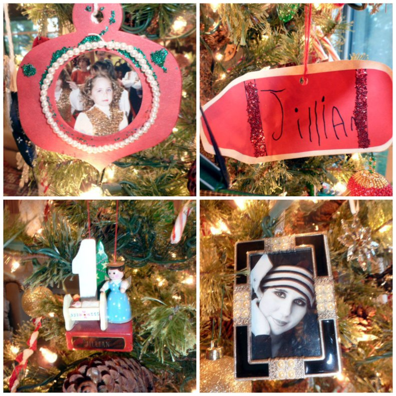 Jillian Ornaments