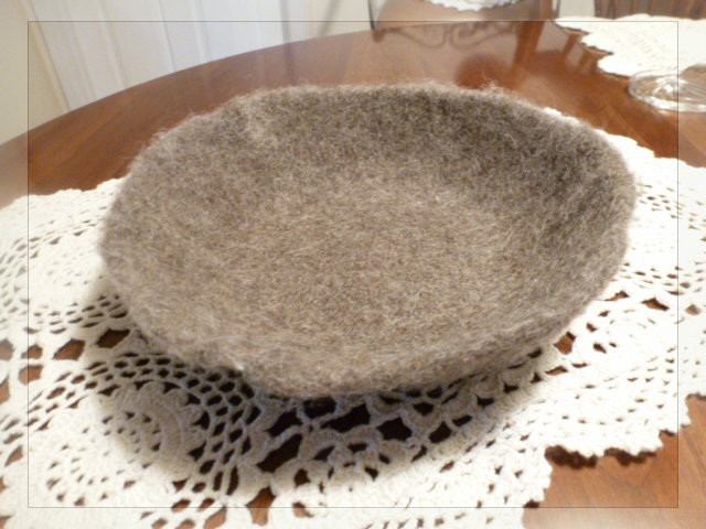 Knitted Bowl (1)