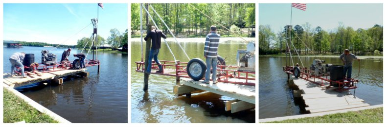 Building a Dock (2)