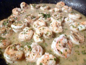 Shrimp and Grits (3)
