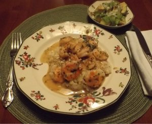 Shrimp and Grits (6)