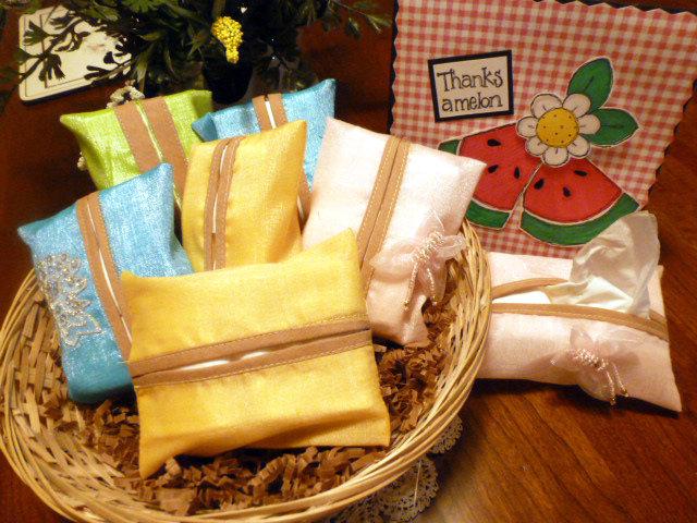 Tissue Pack (5)