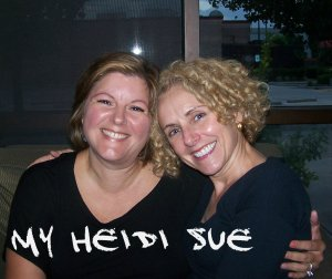 Heidi and Stacy at Starbucks Slidell
