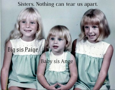 Paige, Ange, Stacy