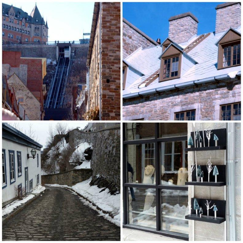Quebec City Architecture 2