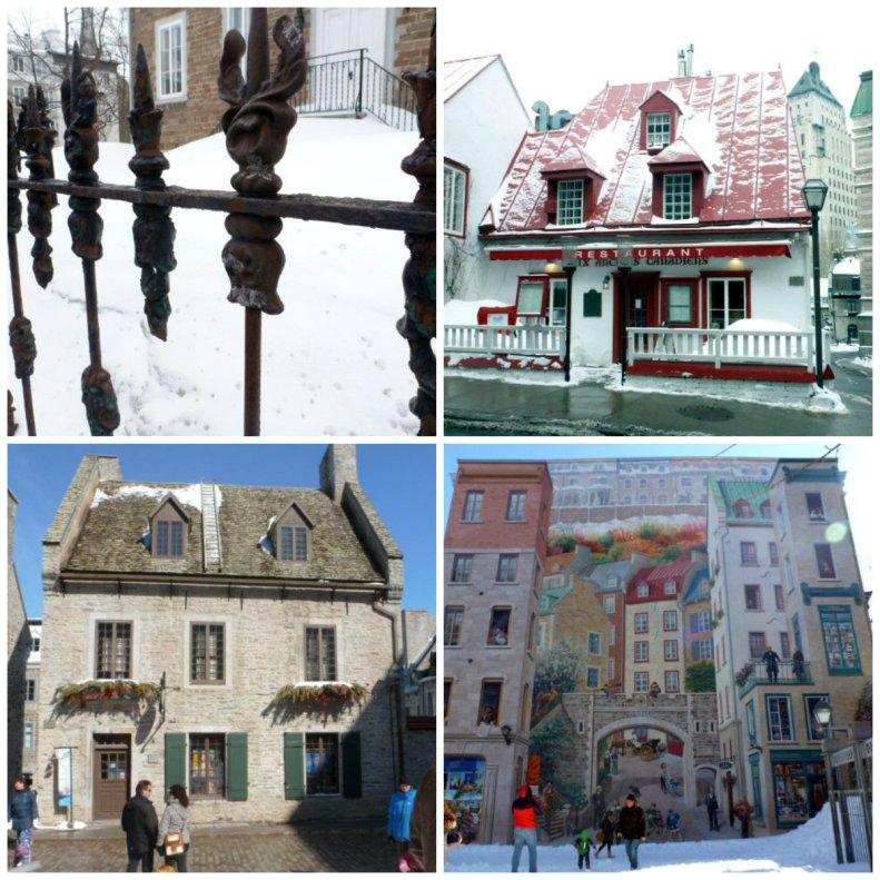 Quebec City Architecture