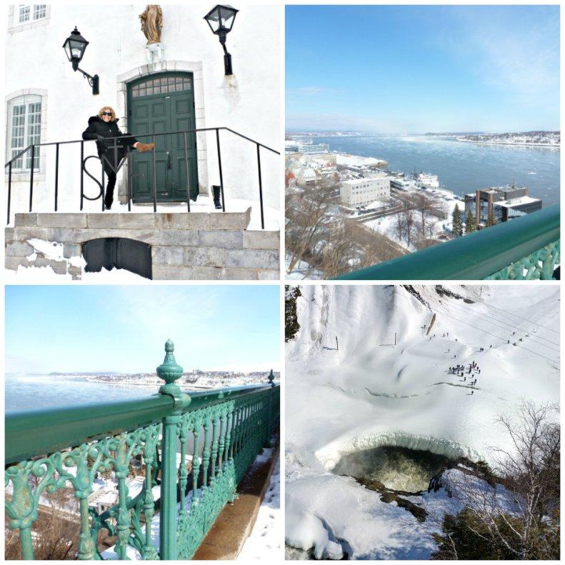 Quebec City Sites