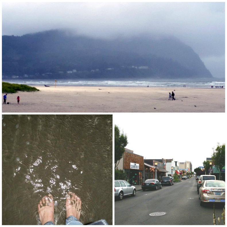 seaside-oregon-collage
