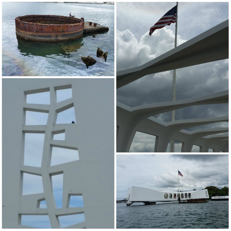Arizona Memorial - Pearl Harbor 2