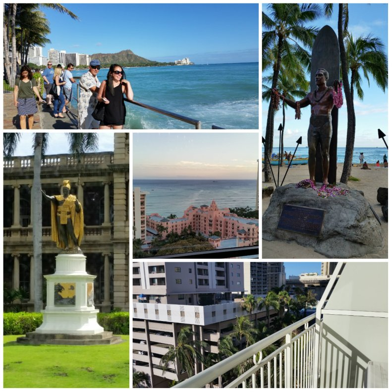 Honolulu - Waikiki