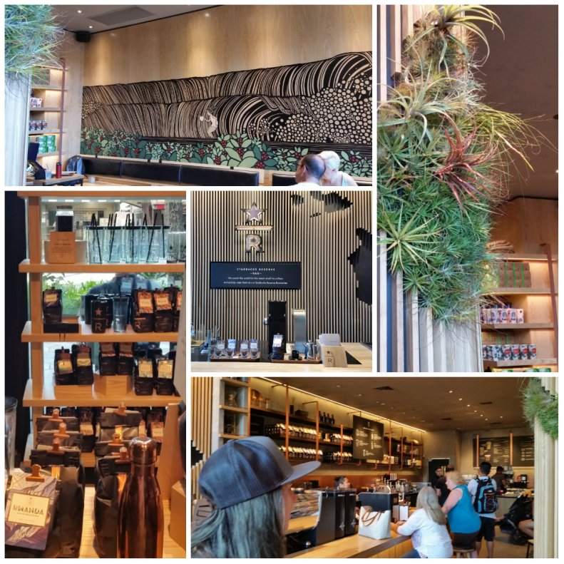 Starbucks Reserve Honolulu