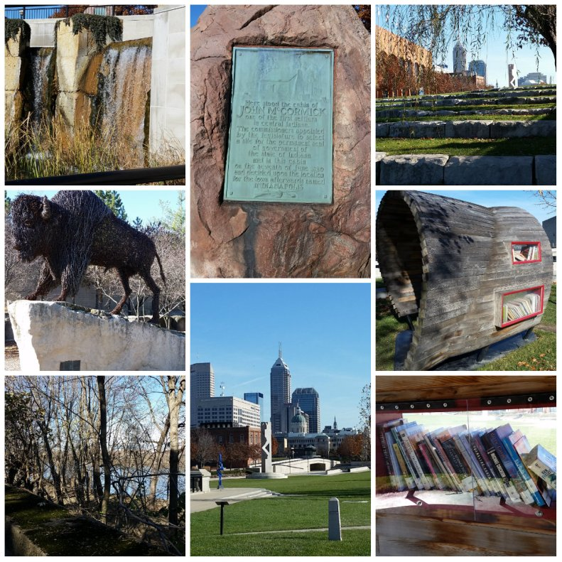 Cultural Trail Indianapolis 2