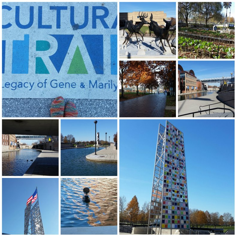 Cultural Trail Indianapolis