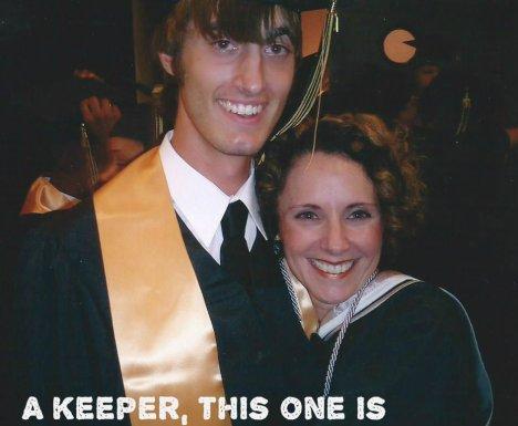 Cody's a Keeper