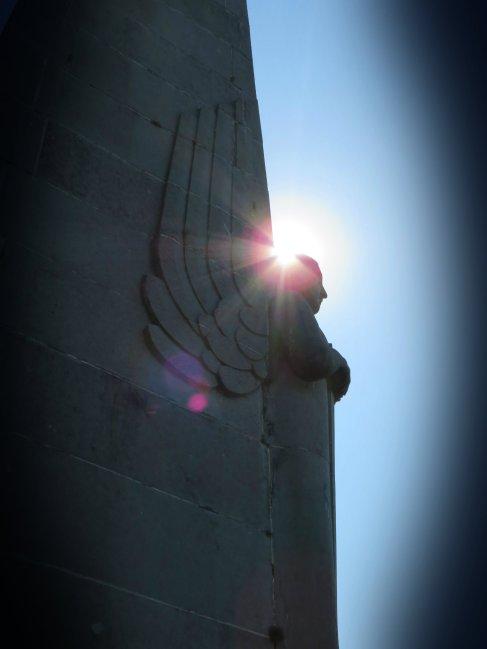 WWI Monument Liege
